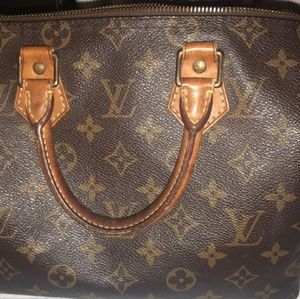 Authentic Vintage Louis vuitton  speedy 25